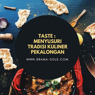 Menyusuri Tradisi Kuliner Pekalongan