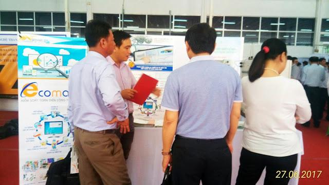 Vietsoft tham gia triễn lãm Kết nối cung – cầu công nghệ vùng Đồng bằng Sông Cửu Long