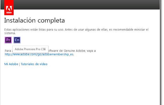 Adobe Premiere Pro CS6 v6 Español Descargar 2012