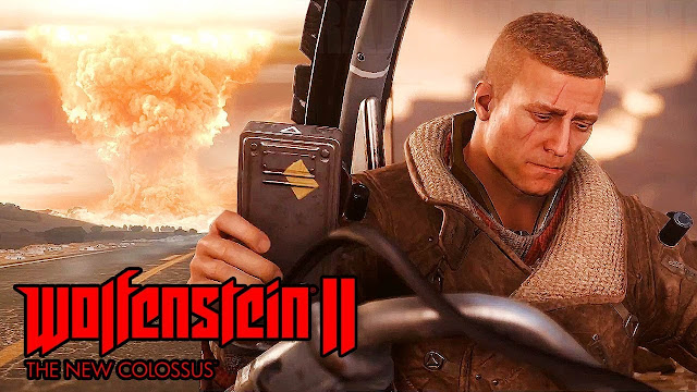 Wolfenstein II The New Colossus Games For Xbox One,PC,PS4 HD Wallpapers