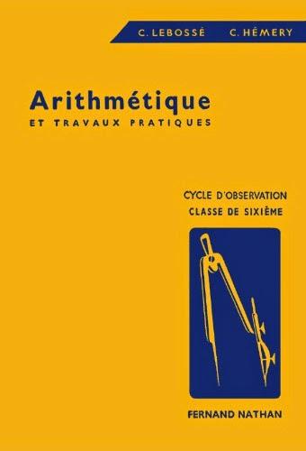 Arithmétique et travaux pratiques - Classe de sixième