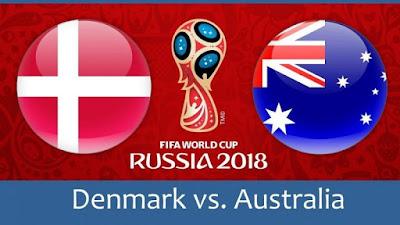 Tips Taruhan Bola Denmark vs Australia