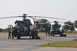 SA -330/NAS 332 TNI AU