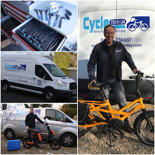 Mobile Bicycle Mechanis Business