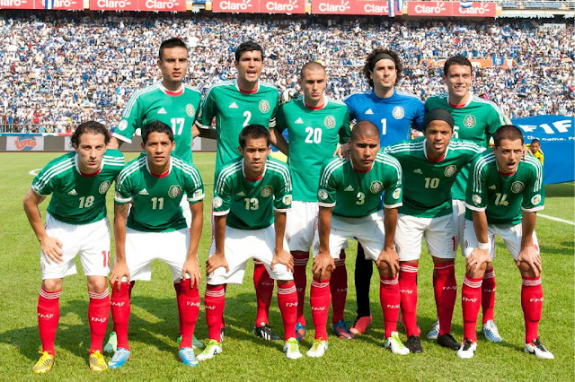 Mexico FIFA world cup 2018 squad