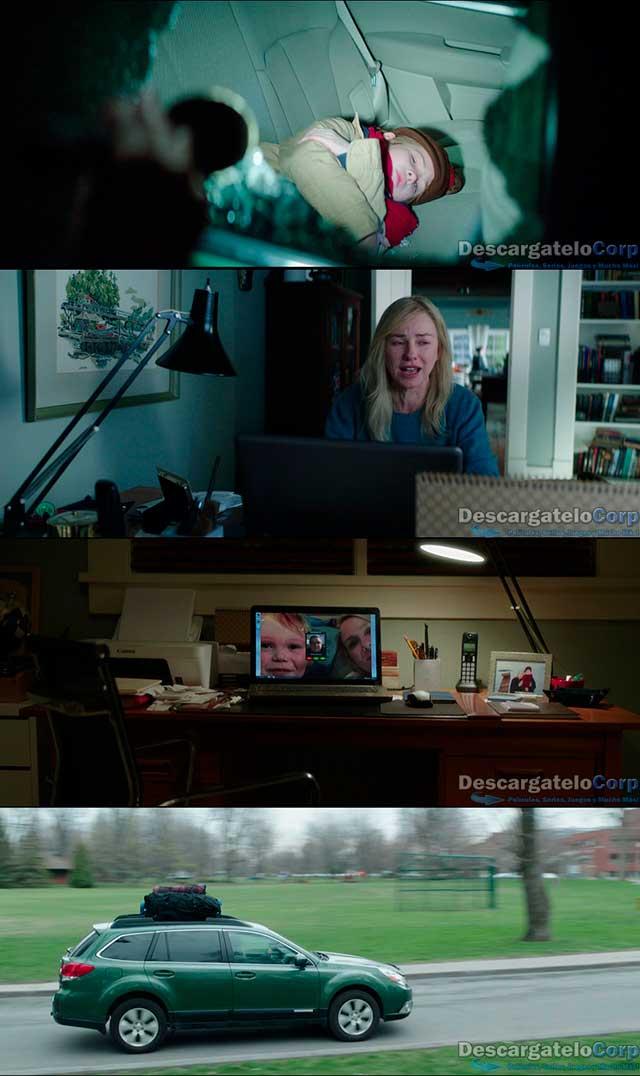 Presencia Siniestra (2016) HD 720p Español Latino Dual