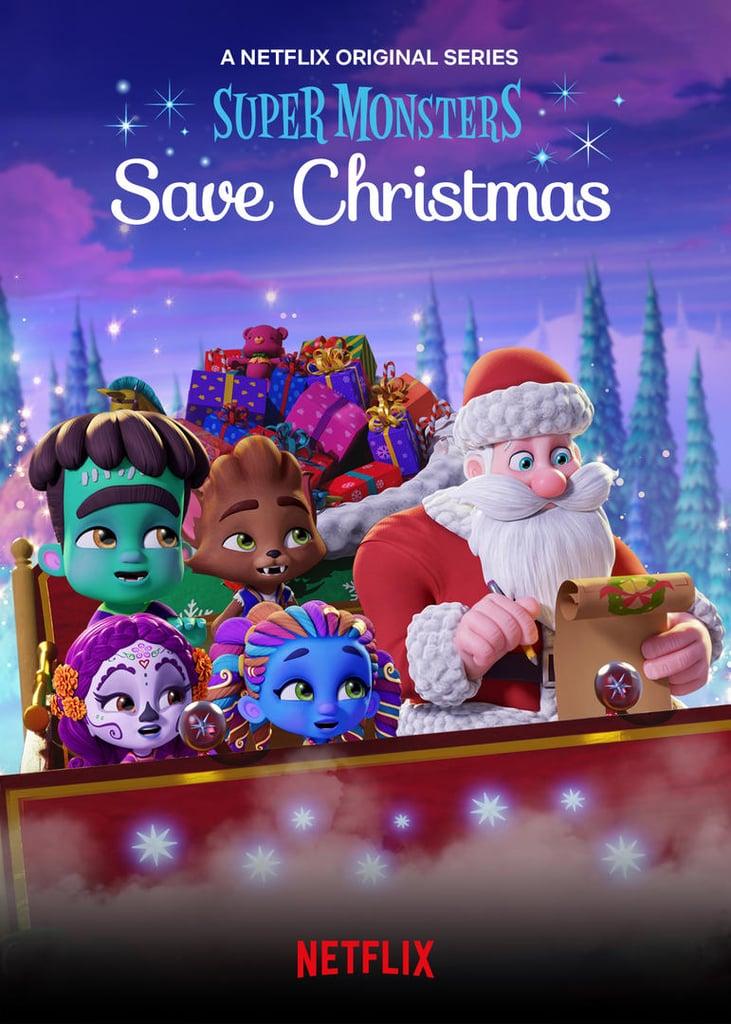 Xem Phim Hội Quái Siêu Cấp Giải Cứu Giáng Sinh - Super Monsters Save Christmas