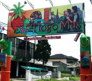 Tiket Masuk Taman Rekreasi Tlogomas Malang