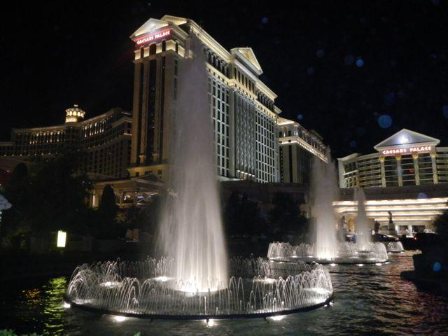 Dinsdag 7 augustus: Naar Vegas