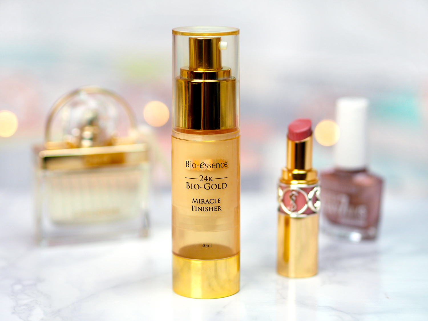 High End Hero Bio Essence 24k Bio Gold Miracle Finisher