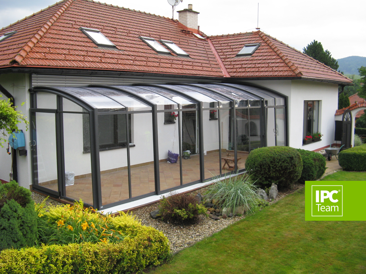 Fully Closed Patio Enclosure Gives You The Extra Room You Need