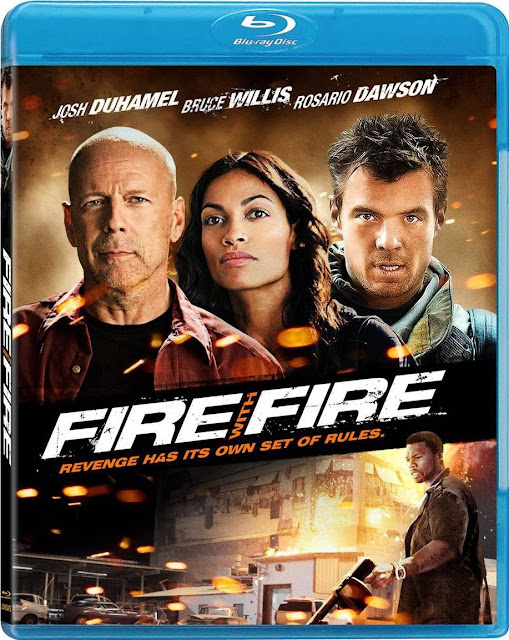 Fire with Fire 2012 Hindi Dubbed Dual Audio BRRip 720p