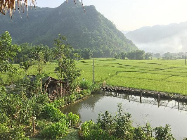 Pom Coong Village - Thai Village Tourism Attraction 1
