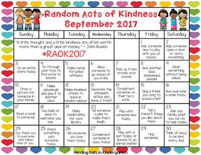 https://www.teacherspayteachers.com/Product/Random-Acts-Of-Kindness-Calendar-3359920