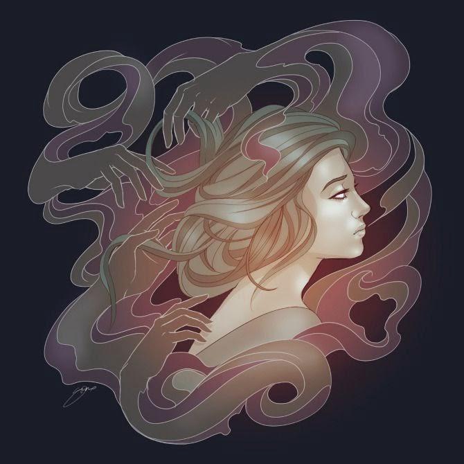 Ilustraciones digitales de mujeres