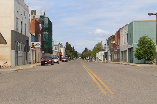 Main St. Carberry