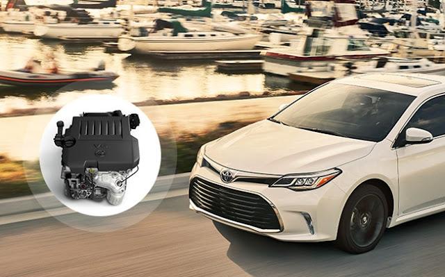 2018 Toyota Avalon Redesign