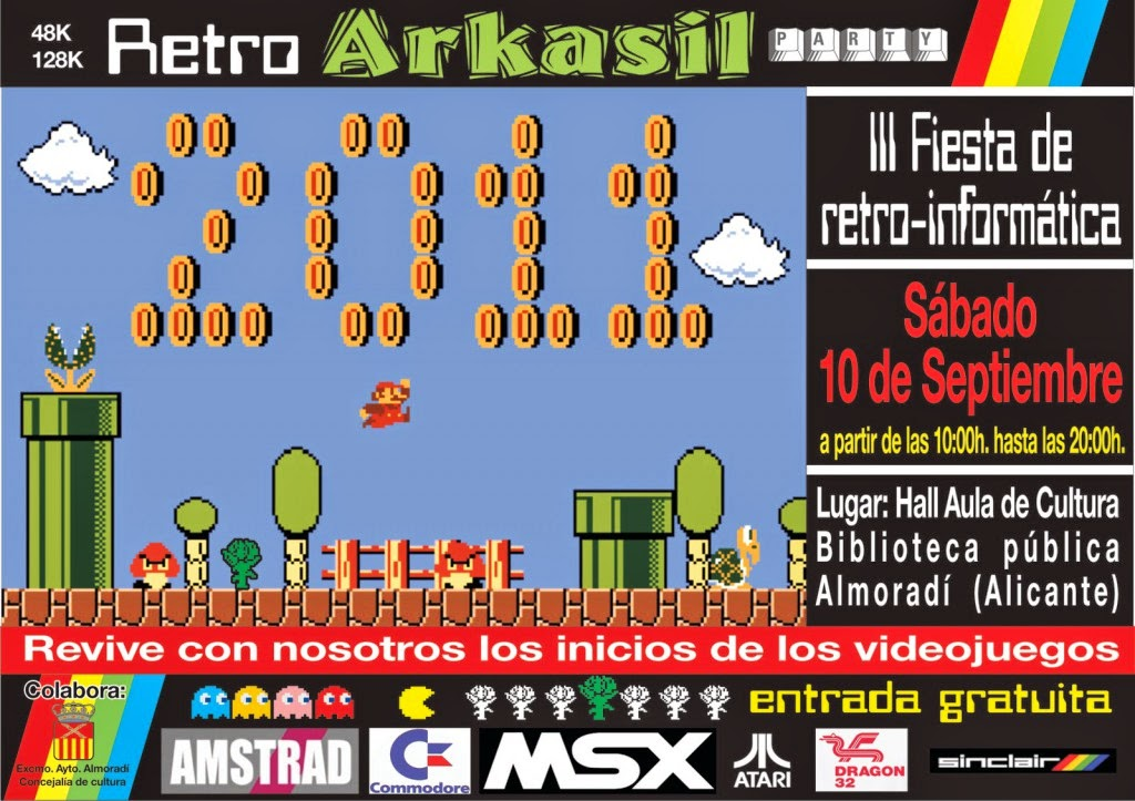 III Retro Arkasil Party 2011
