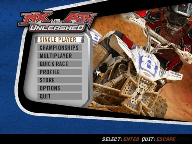MX vs ATV Unleashed Free Download PC Games