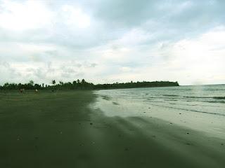 Tempat Wisata Pantai Pebuahan Jembrana Bali