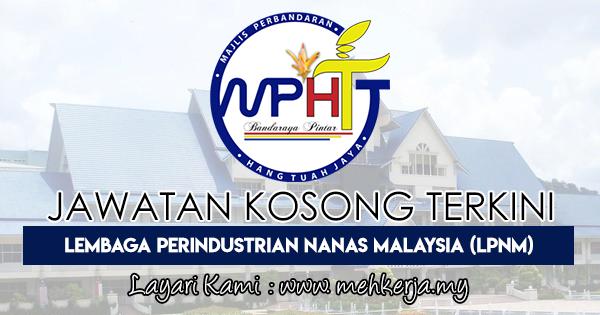 Jawatan Kosong Terkini 2018 di Majlis Perbandaran Hang Tuah Jaya (MPHTJ)