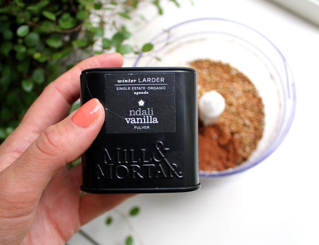 Oppskrift Coco Choco Coffee Crunch Energikuler Snopkuler Godtekuler Vegansk