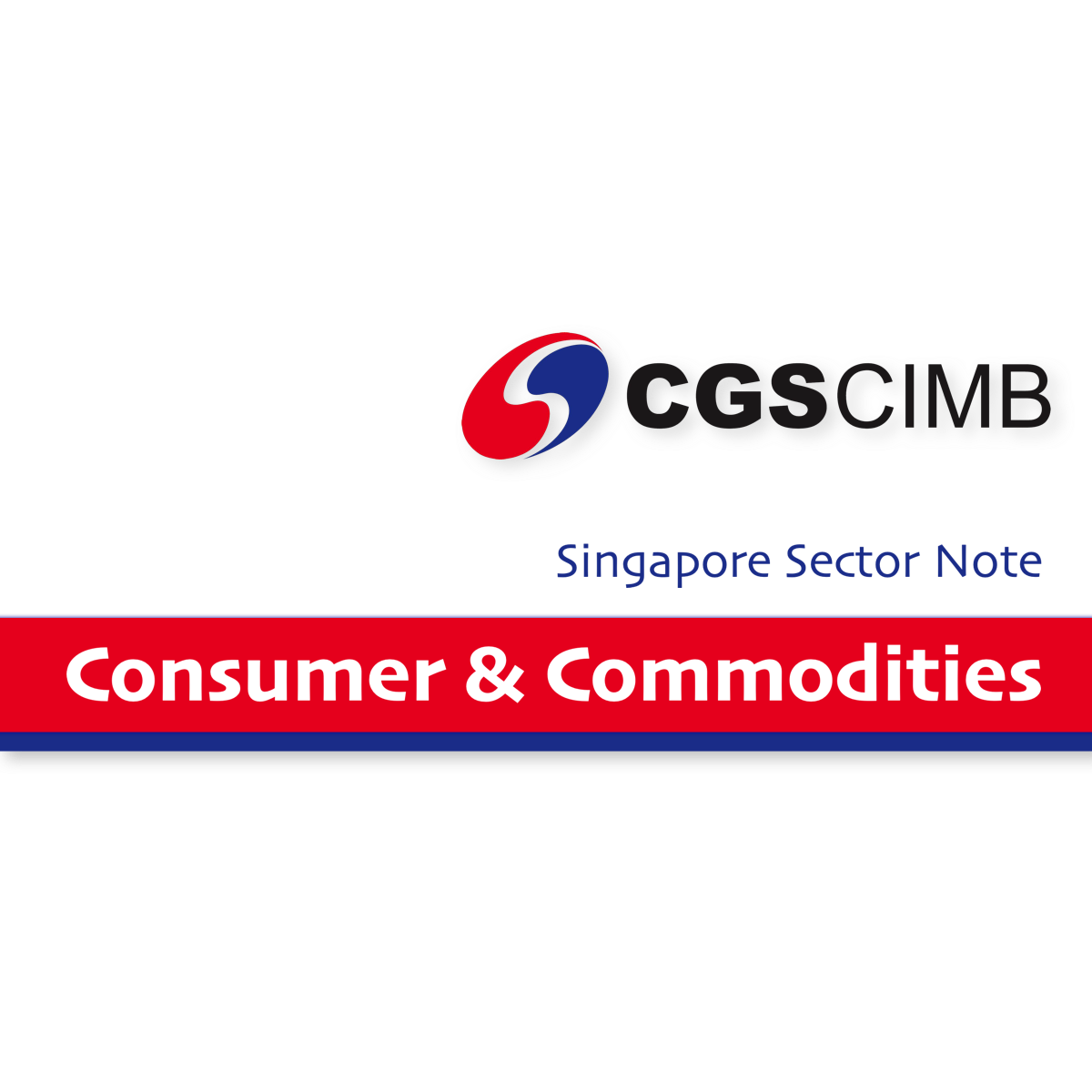 Consumer & Commodities Sector - CGS-CIMB Research | SGinvestors.io
