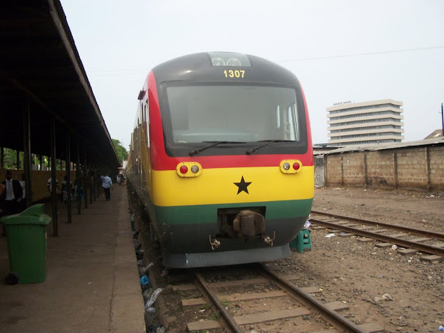 Ghana Railway Corporation