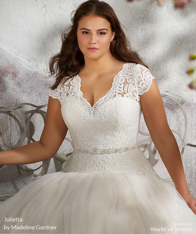 a8e8abf7b181c Julietta by Madeline Gardner Fall 18 Wedding Dresses - World of Bridal
