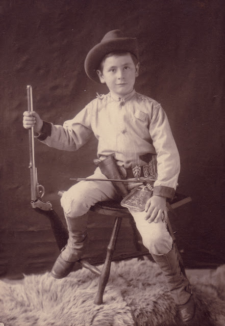 Vintage Photos Of Children With Guns Vintage Everyday