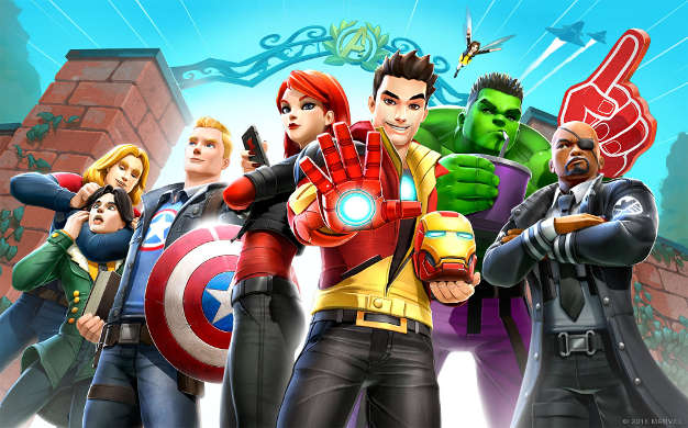 Download the last MARVEL Avengers Academy Mod for your iOS device HERE!