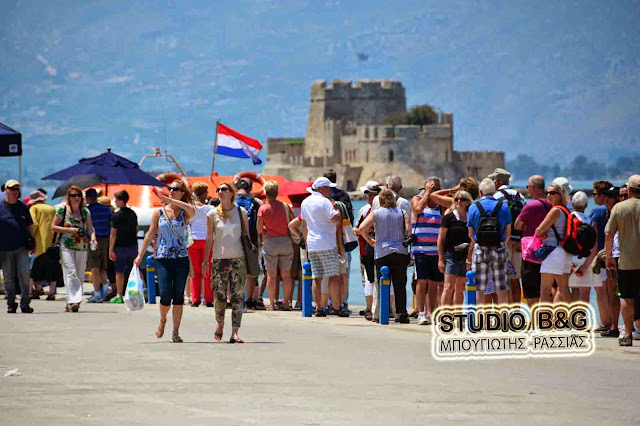 High Connect: 25.000 ξένοι τουρίστες και νέοι προορισμοί στην Ελλάδα το 2018 με επίκεντρο Αργολίδα - Μεσσηνία