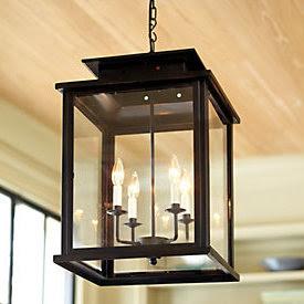 Lantern Pendant Light For Kitchen Island