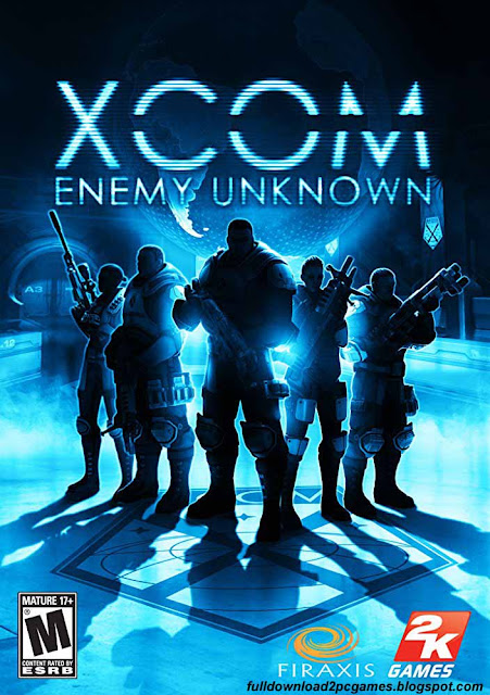 XCOM Enemy Unknown Free Download PC Game