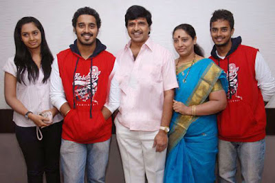 S. Narayan family