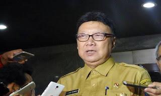 Menteri Tjahjo: Jangan Timpakan Kasus E-KTP ke Kemendagri