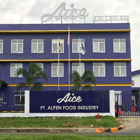 Info Lowongan Kerja Pabrik PT ALPEN FOOD INDUSTRY MM2100 Cikarang