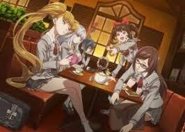 جميع حلقات الأنمي Akanesasu Shoujo مترجم