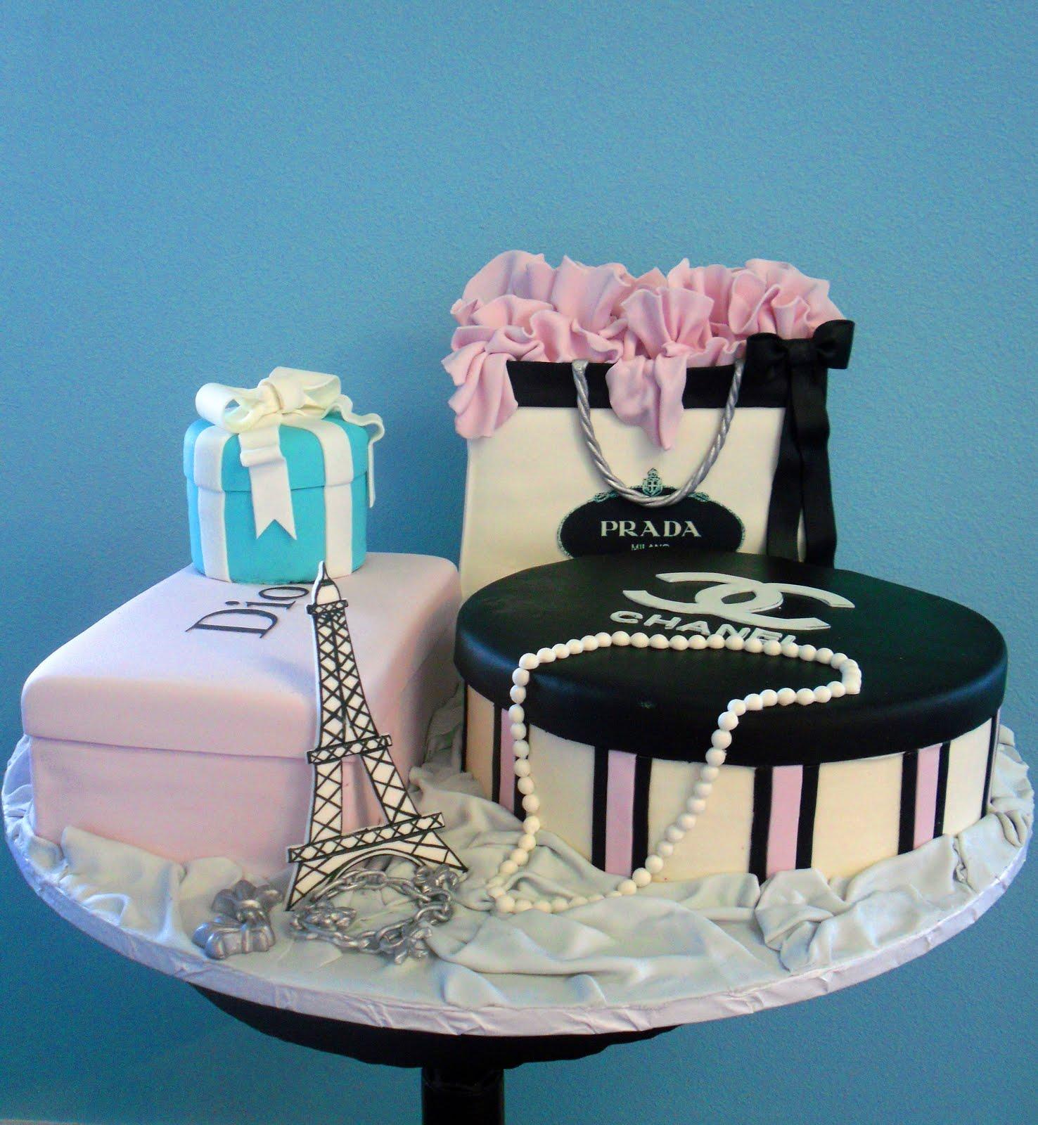 Dior Cake Designs