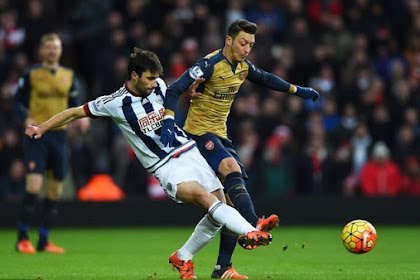 Prediksi Arsenal vs West Bromwich 22 April 2016