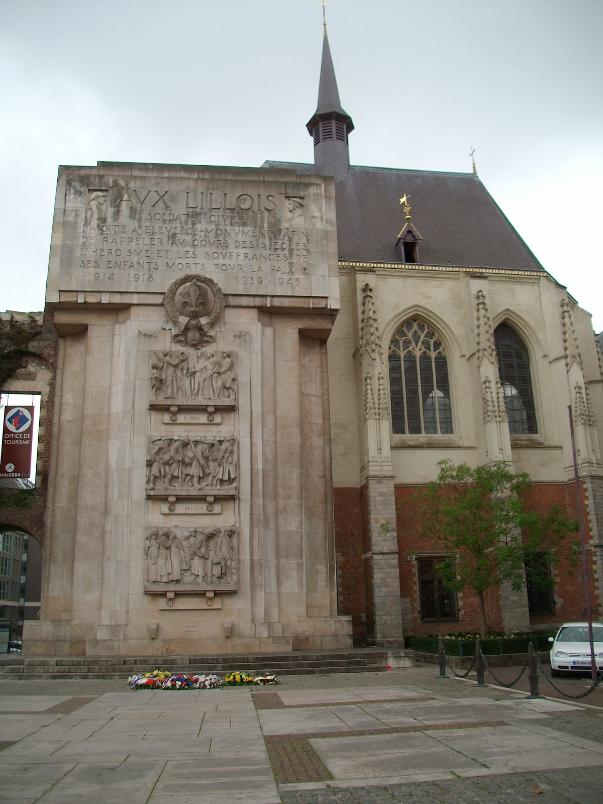 Ww2 The Second World War Suffering And Loss In Lille And Northern
