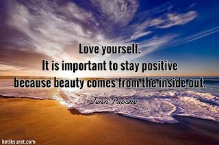 quotes bahasa inggris about beauty dan artinya