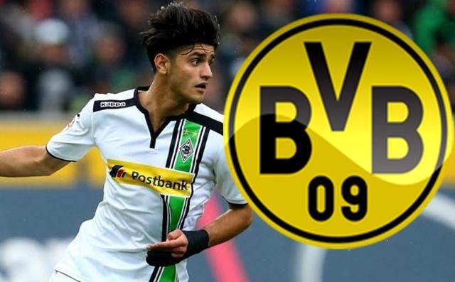 Dahoud Borussia Dortmund