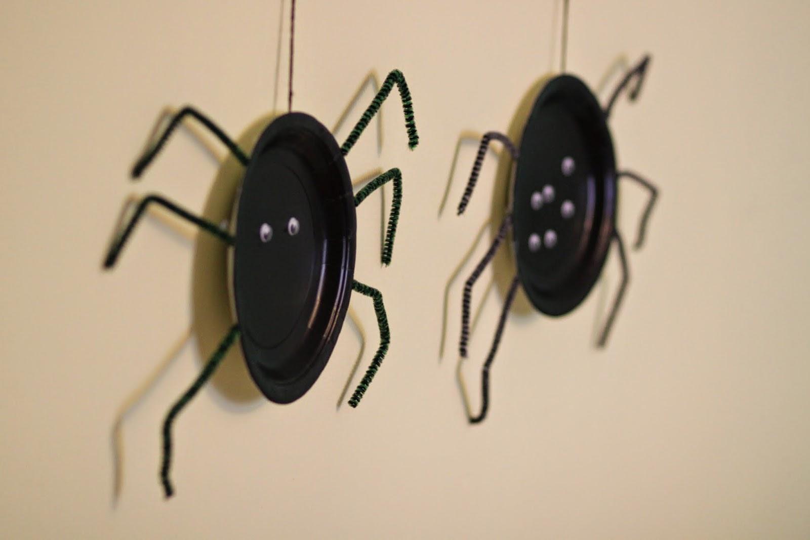Dekoracje Na Halloween Z Papieru Q House Pl