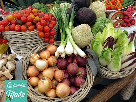 Alimentación ecológica para niños
