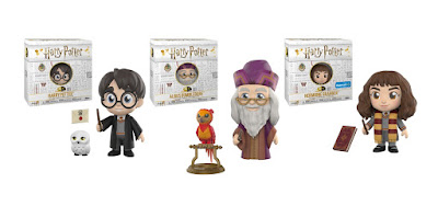 Harry Potter 5 Star Mini Vinyl Figures by Funko