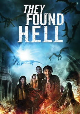They Found Hell 2015 DVD R1 NTSC Latino