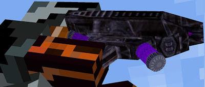 plasma cannon Rival Rebels Minecraf Mod