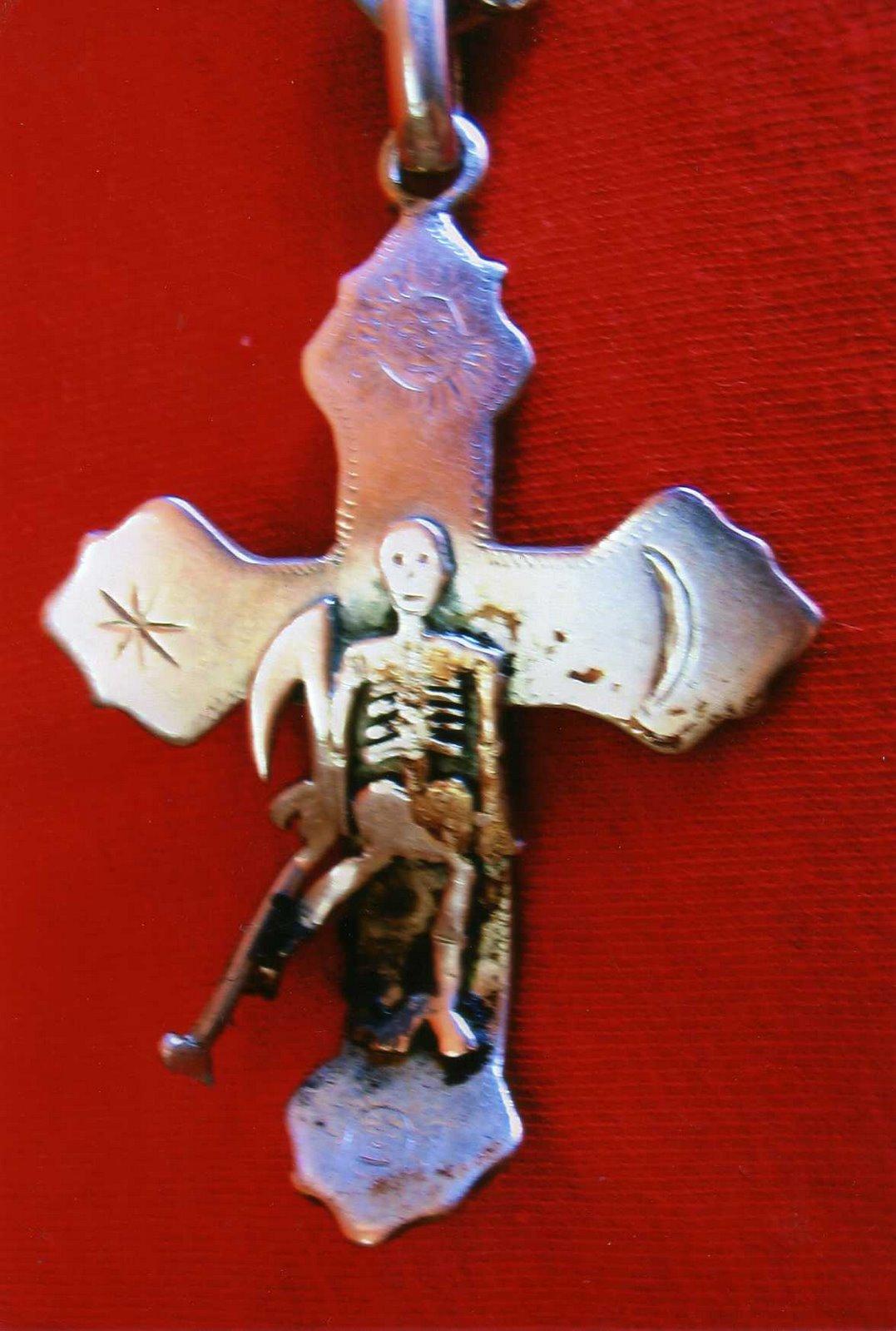 Un La De En Muerte Rosario Tatuajes Santa