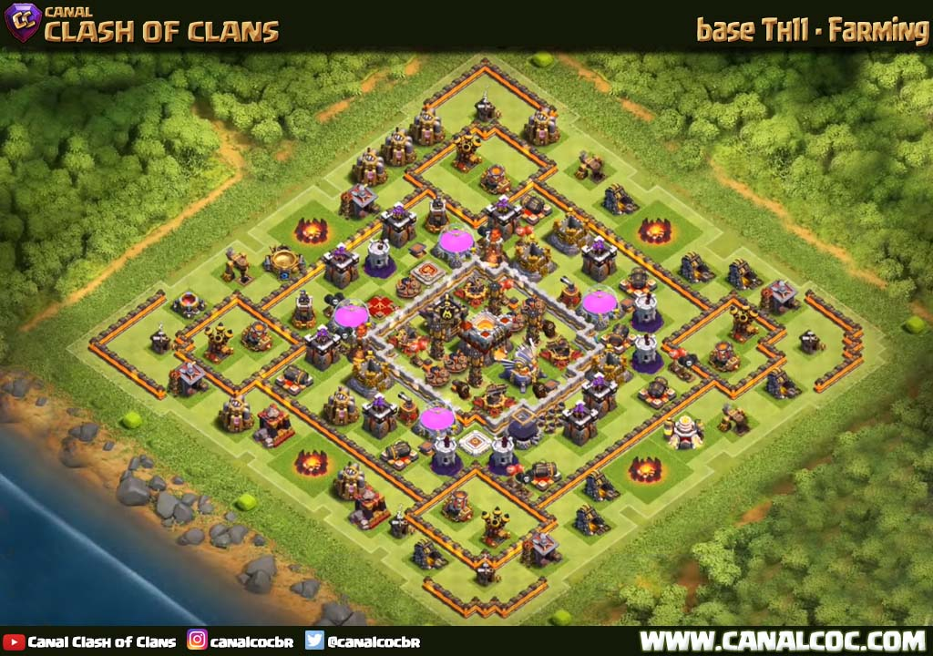Base Th11 - Farming #442  Base Th11 - Far...